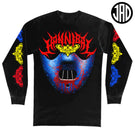 Hannibal Metal - Men's (Unisex) Long Sleeve Tee