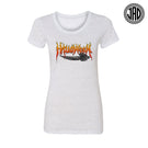 Halloween Hardcore - Women's Tee