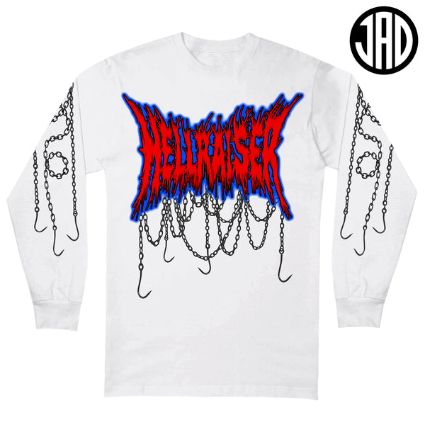 Hellraiser Metal - Men's (Unisex) Long Sleeve Tee