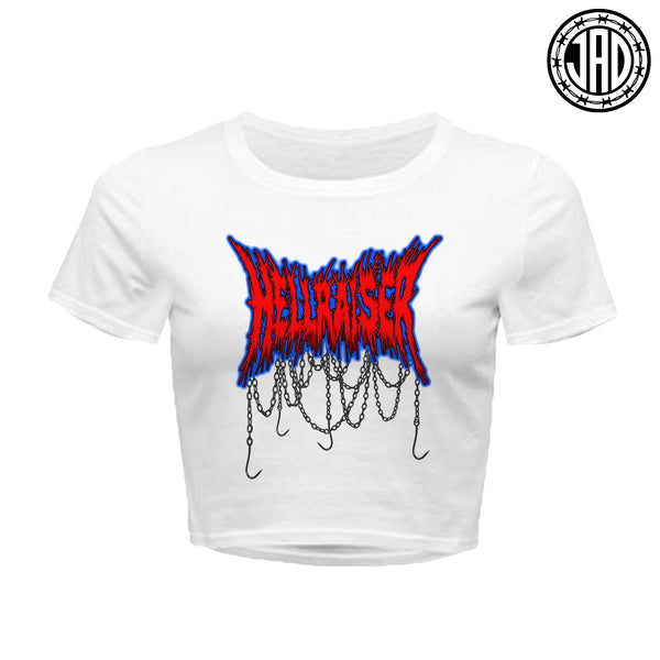 Hellraiser Hardcore - Women's Crop Top