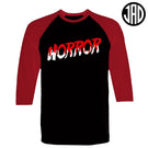 Horror Camp - Men's Baseball Tee