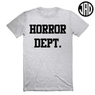Horror Dept - Men's Tee