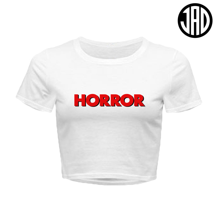 Horror High - Women's Crop Top