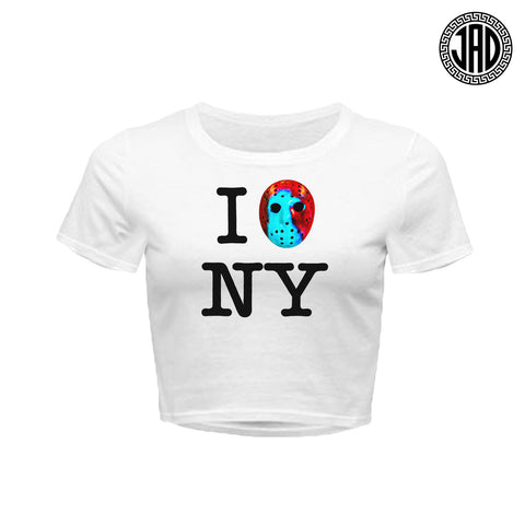 I Kill NY - Women's Crop Top