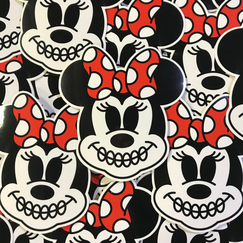 Deathland Mice - Stickers