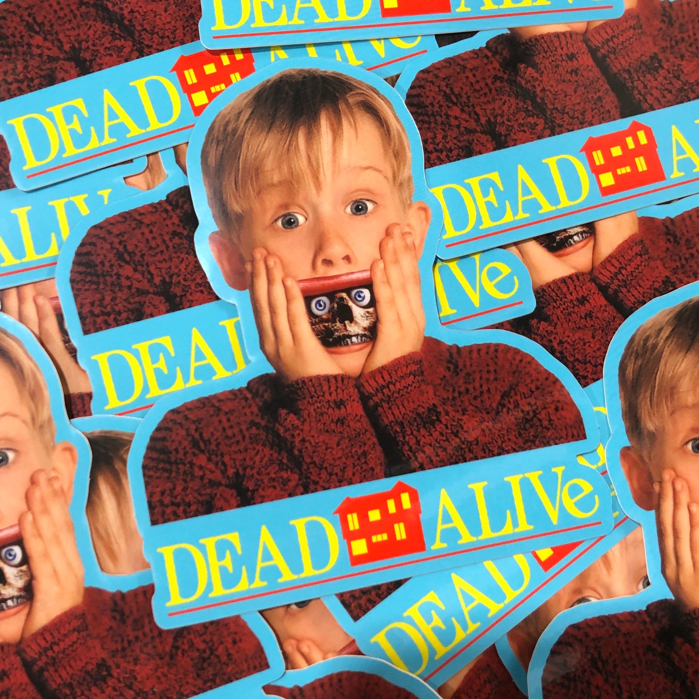 Dead Alone - Sticker