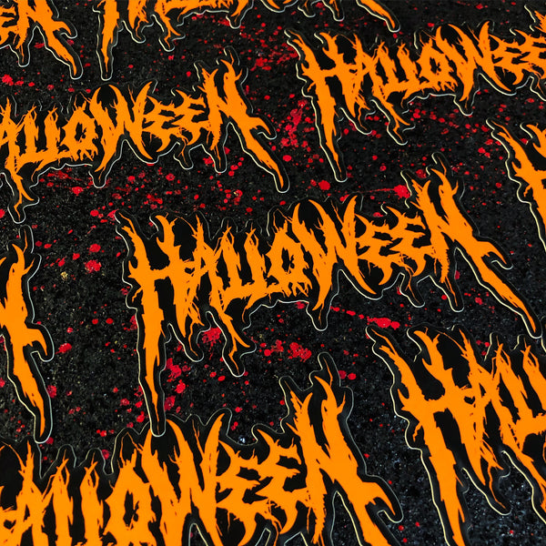 Halloween Hardcore - Sticker