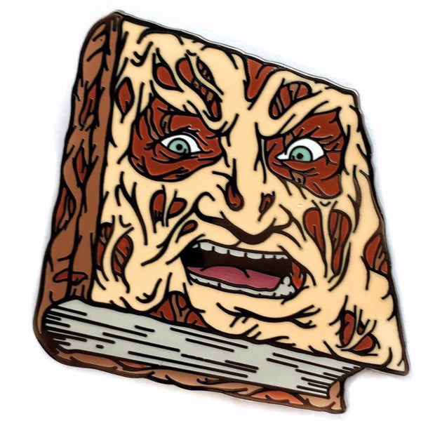 Book Of The Fred - Hard Enamel Pin