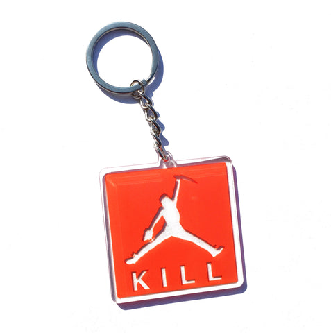 Just Kill It - Air Goredon - Key Chain