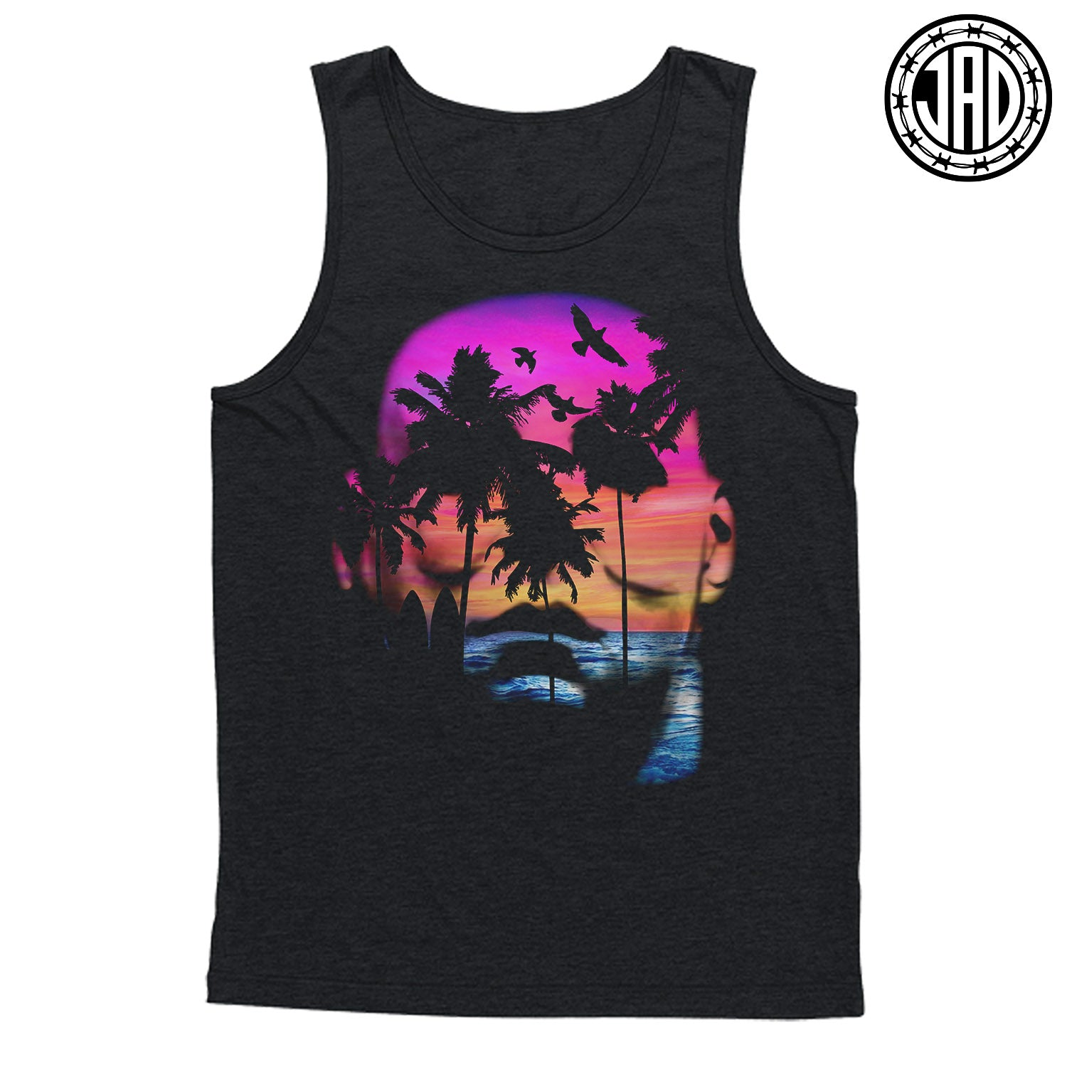 Big Island Mike - Men's (Unisex) Tank
