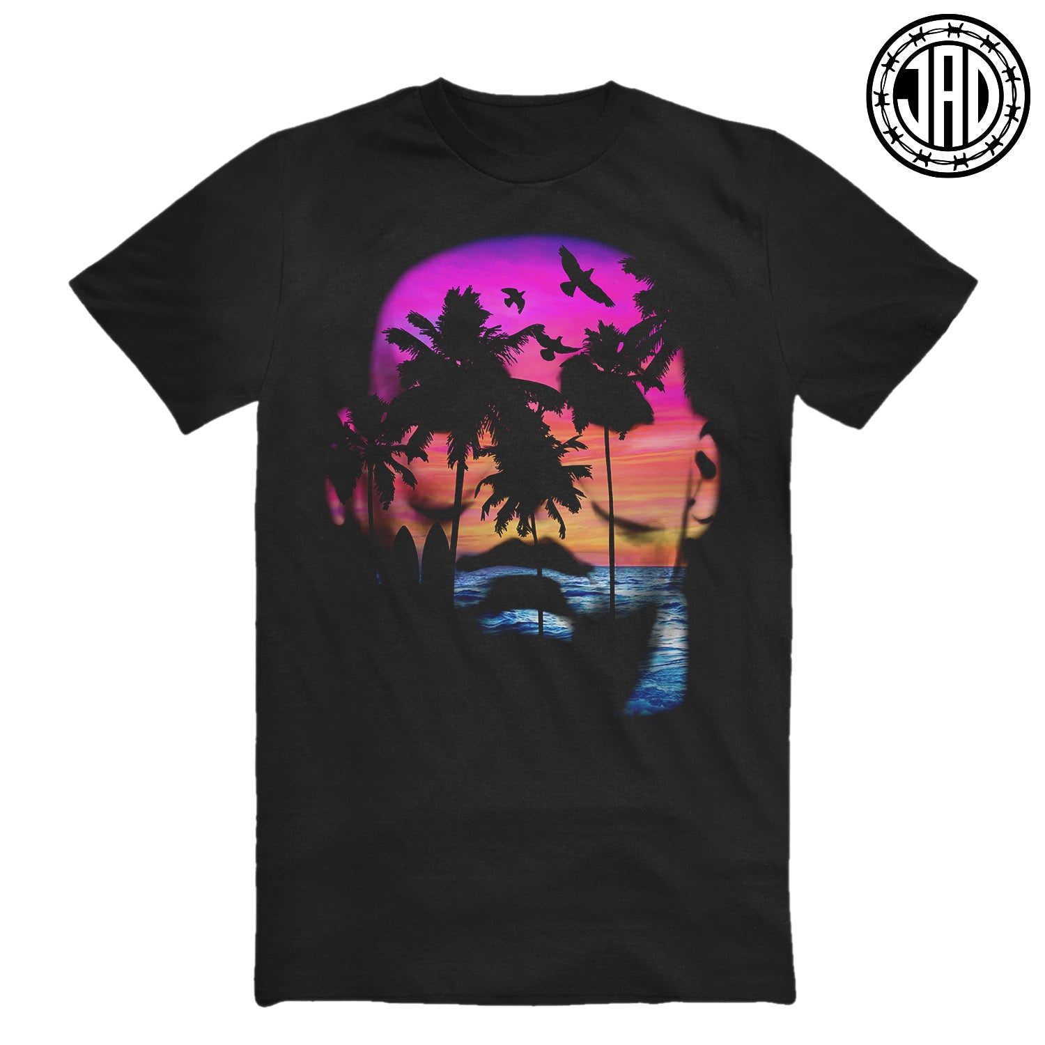 Big Island Mike - Men's (Unisex) Tee