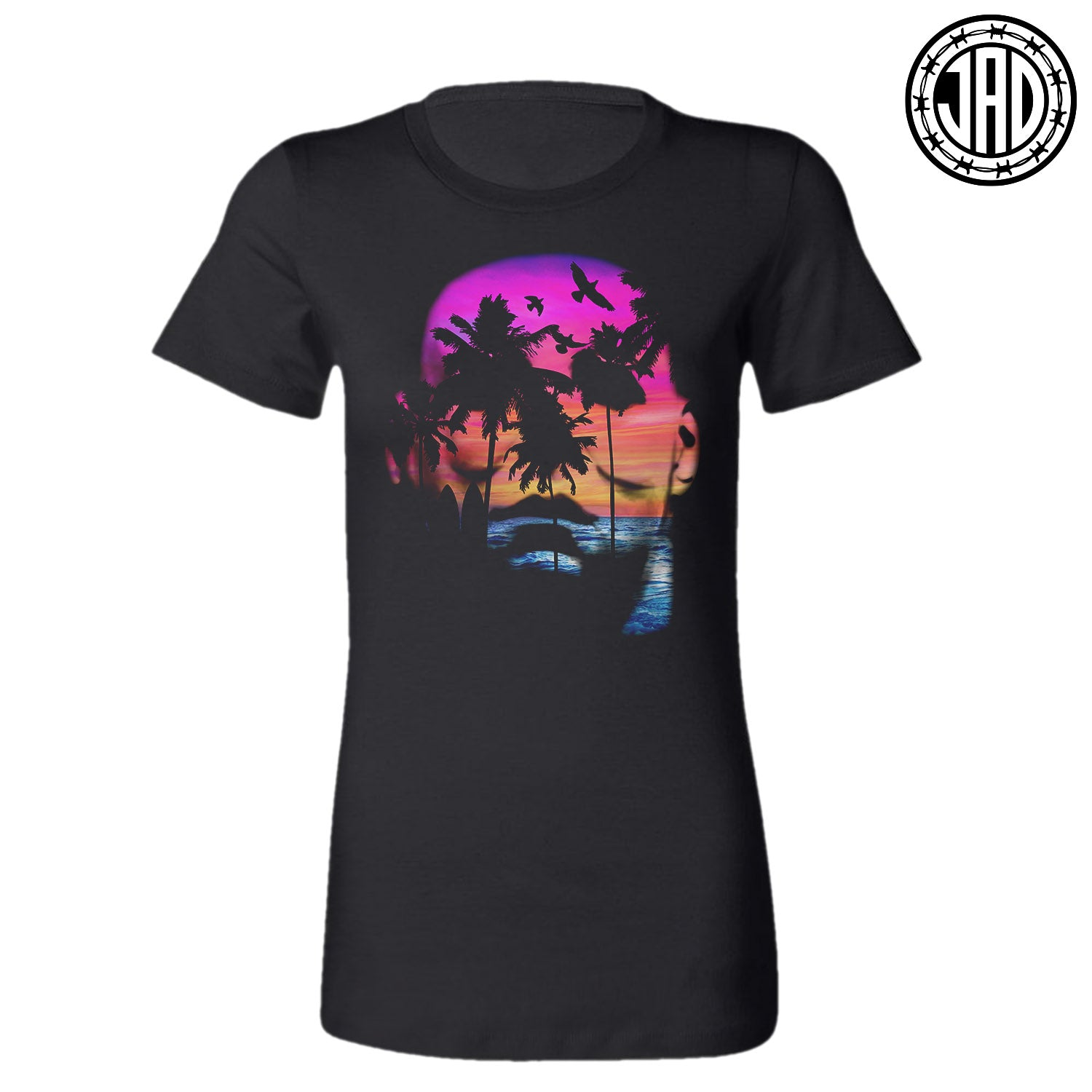 Big Island Mike - Women's Tee