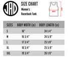 13 Layers V2 - Women's Racerback Tank