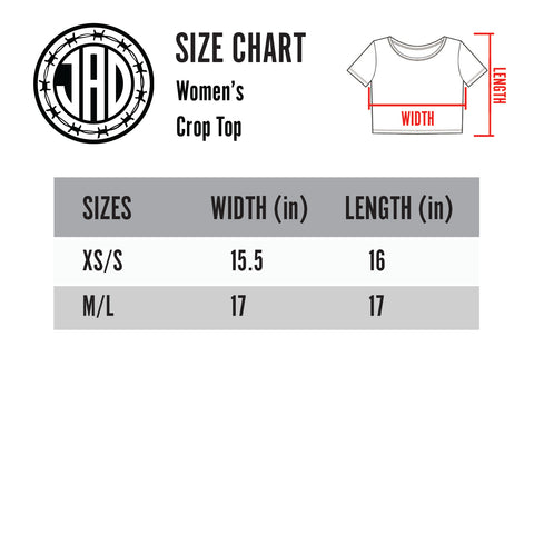 Voorhees vs Gaw - Women's Crop Top