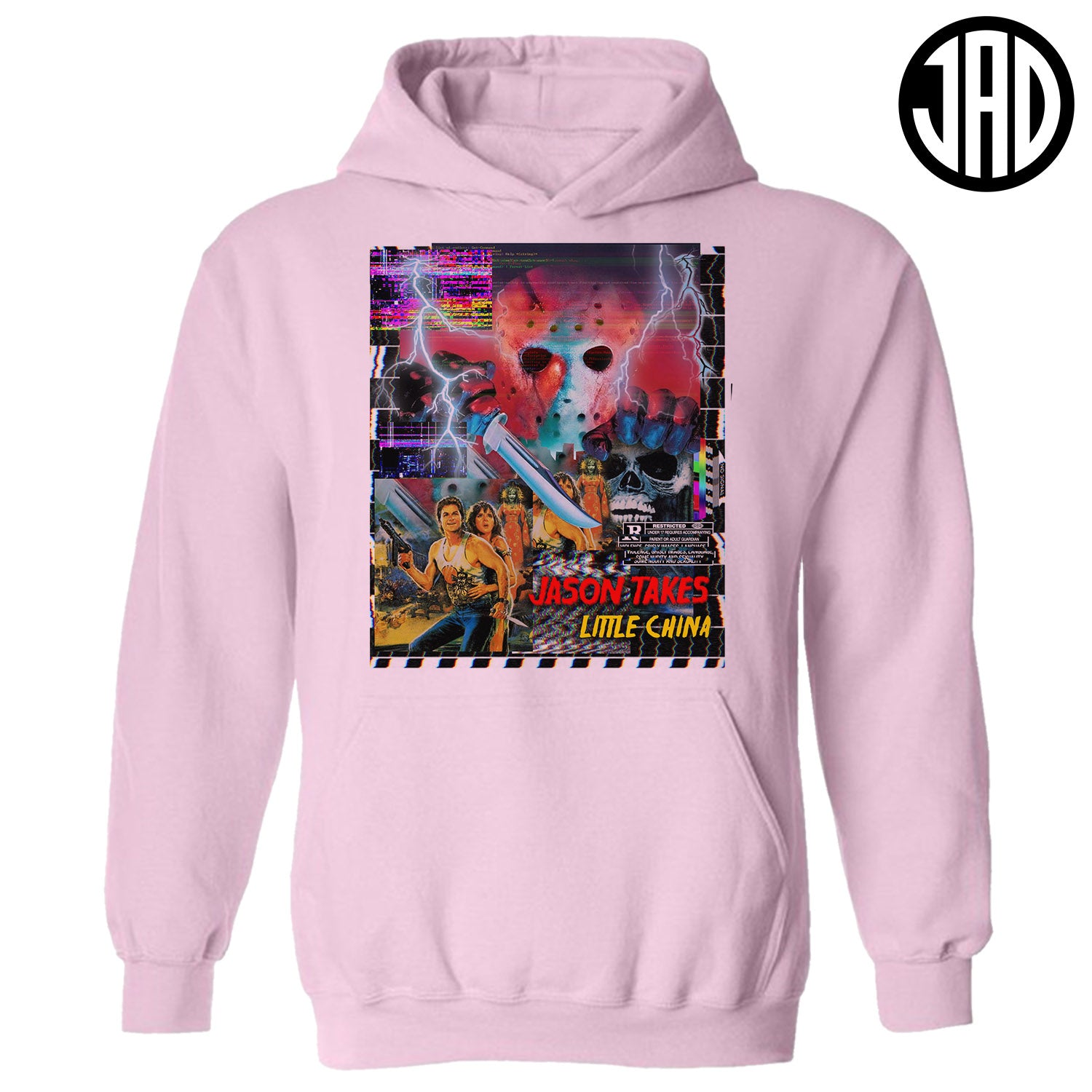 Jason Takes Little China - Mens (Unisex) Hoodie