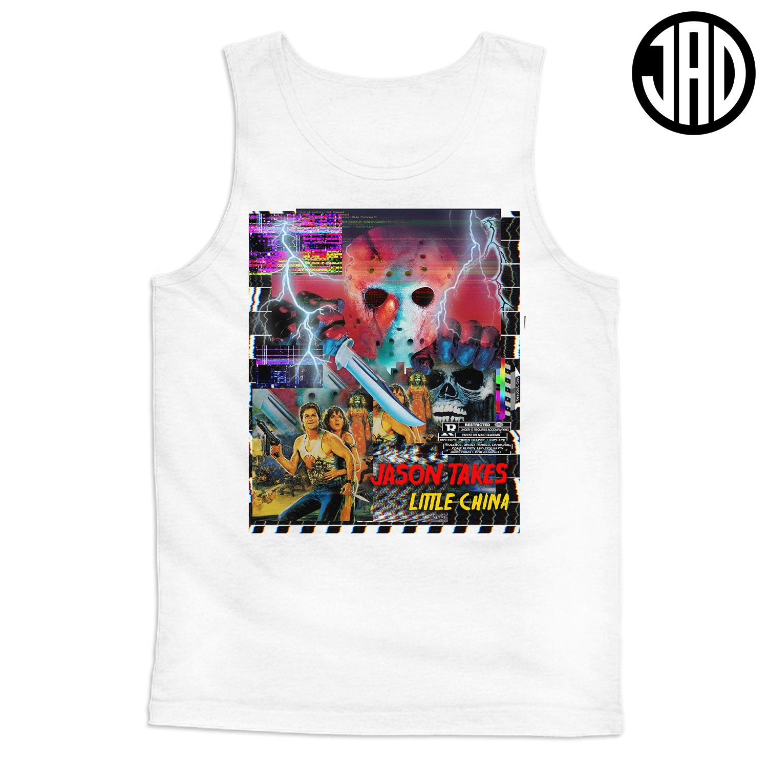 Jason Takes Little China - Men's (Unisex) Tank