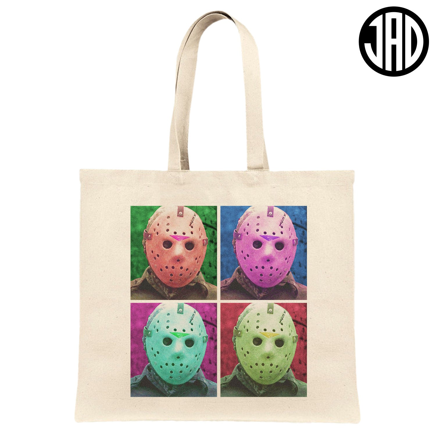 Jason Warhol - Canvas Tote Bag
