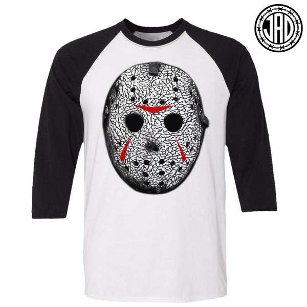 Sneaker Killer - Men's (Unisex) Baseball Tee