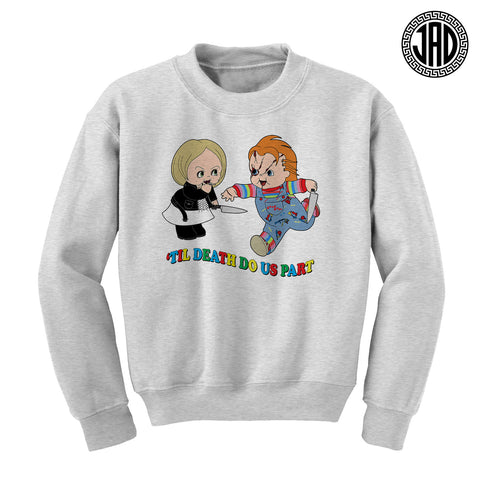 Killer Kewpies - Mens (Unisex) Crewneck Sweater