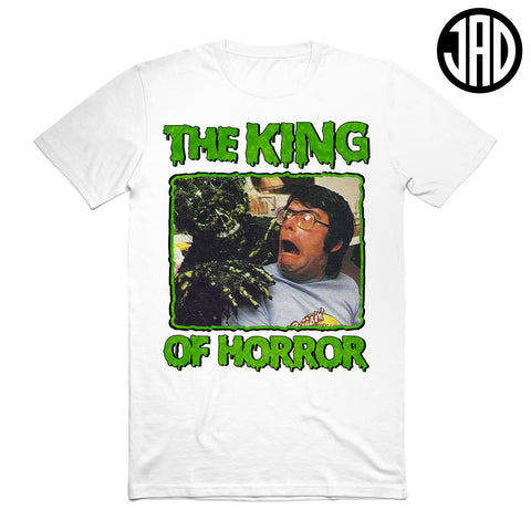 The King Of Horror - Men's (Unisex) Tee
