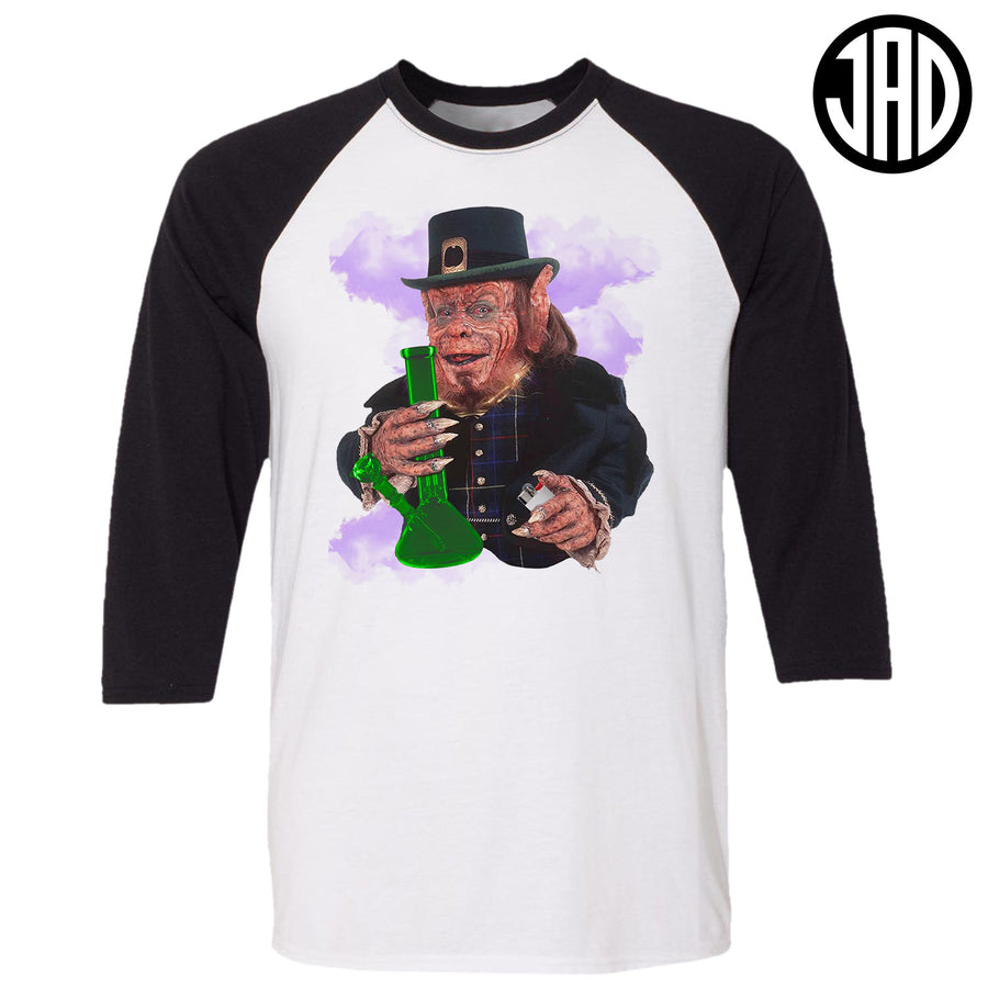 Leprebong - Men's Baseball Tee