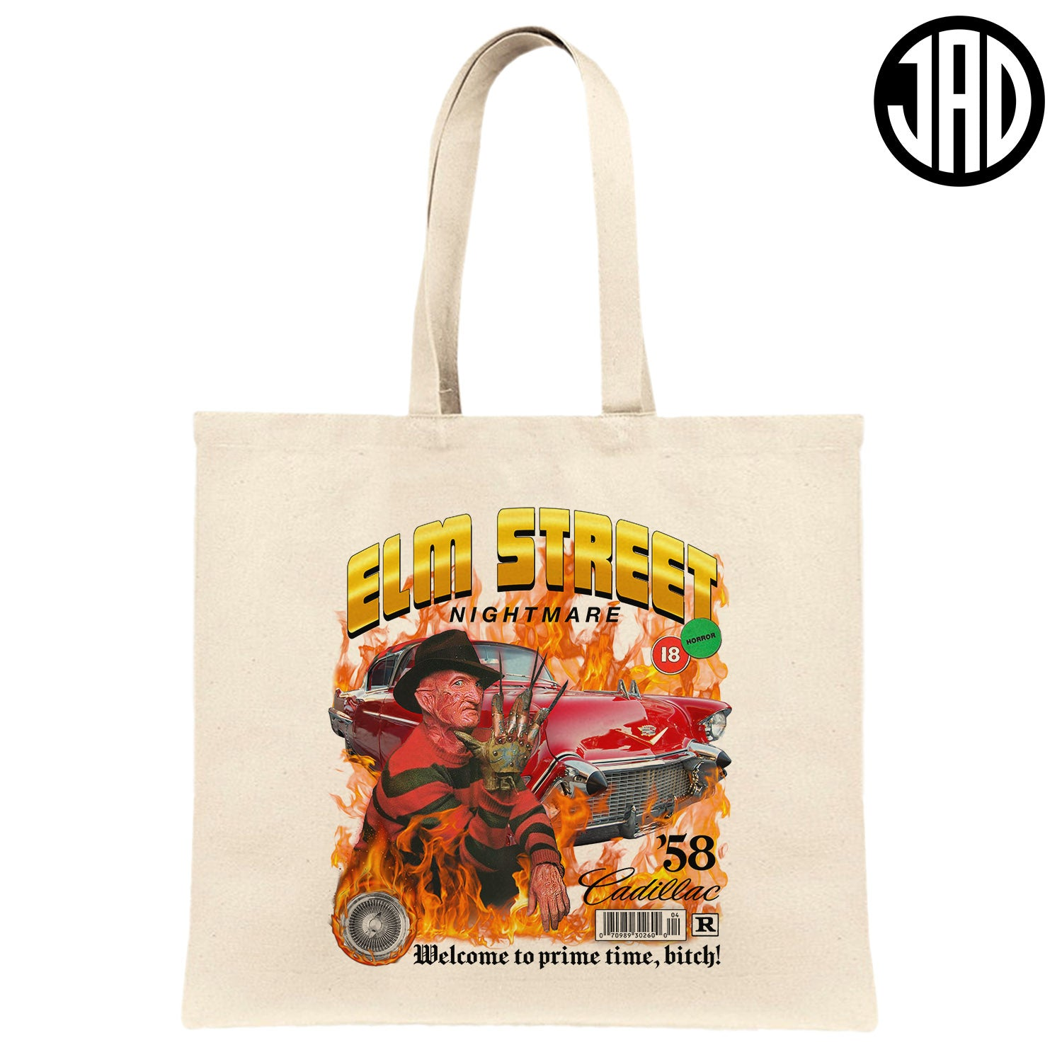 Lowrider Fred - Canvas Tote Bag