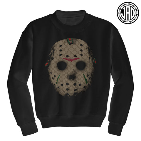 Luxury Lake Killer - Mens (Unisex) Crewneck Sweater