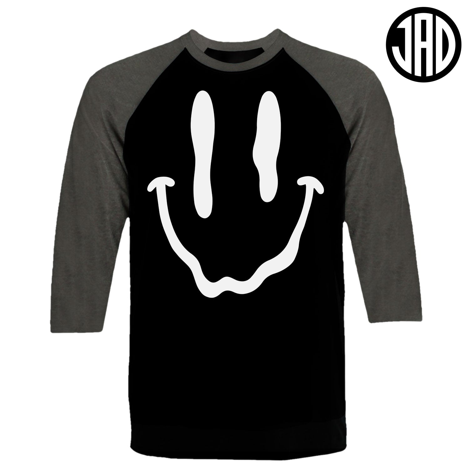 Melty Face - Men's Baseball Tee