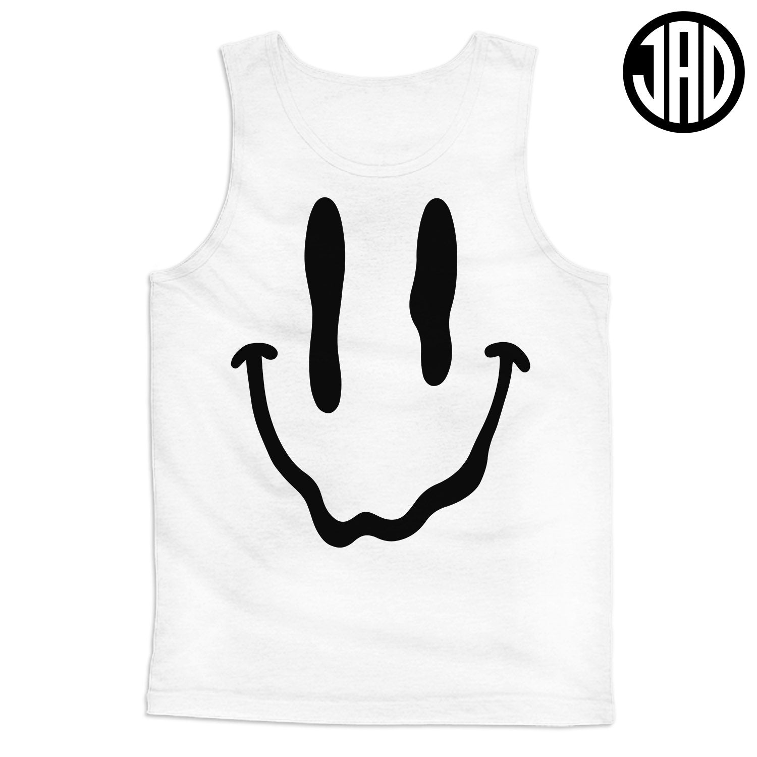 Melty Face - Men's (Unisex) Tank