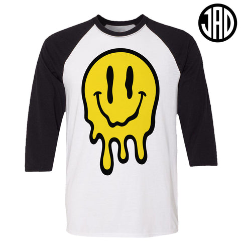 Melty - Men's (Unisex) Baseball Tee