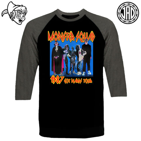 1987 Got Nards Tour - Men's (Unisex) Baseball Tee