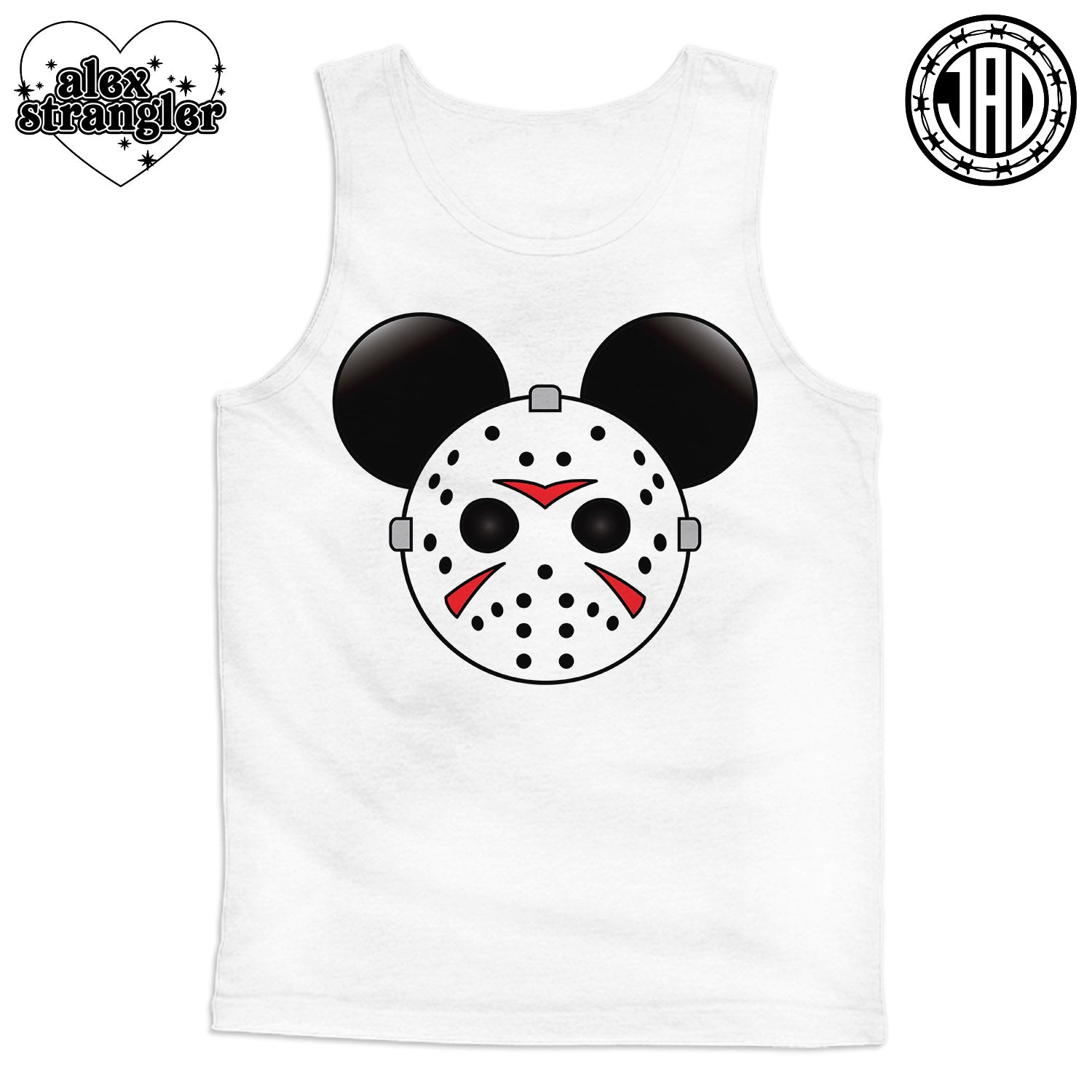 Mr. Murder Mouse - Men's (Unisex) Tank