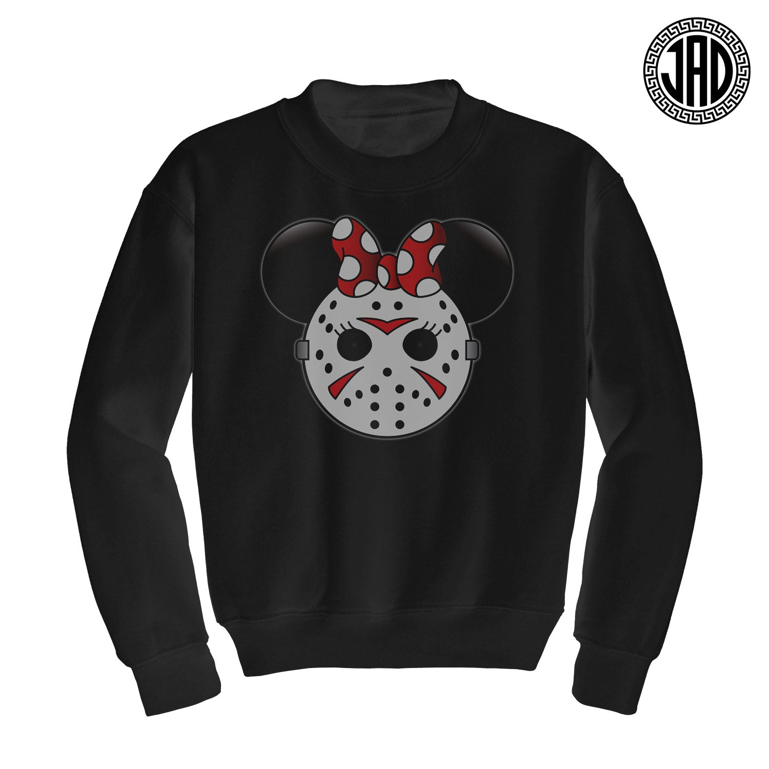 Mrs. Murder Mouse - Mens (Unisex) Crewneck Sweater