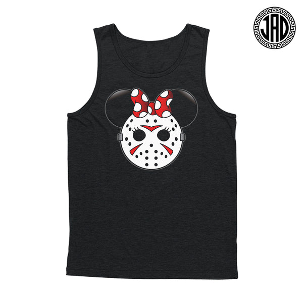 Mrs. Murder Mouse - Men's (Unisex) Tank