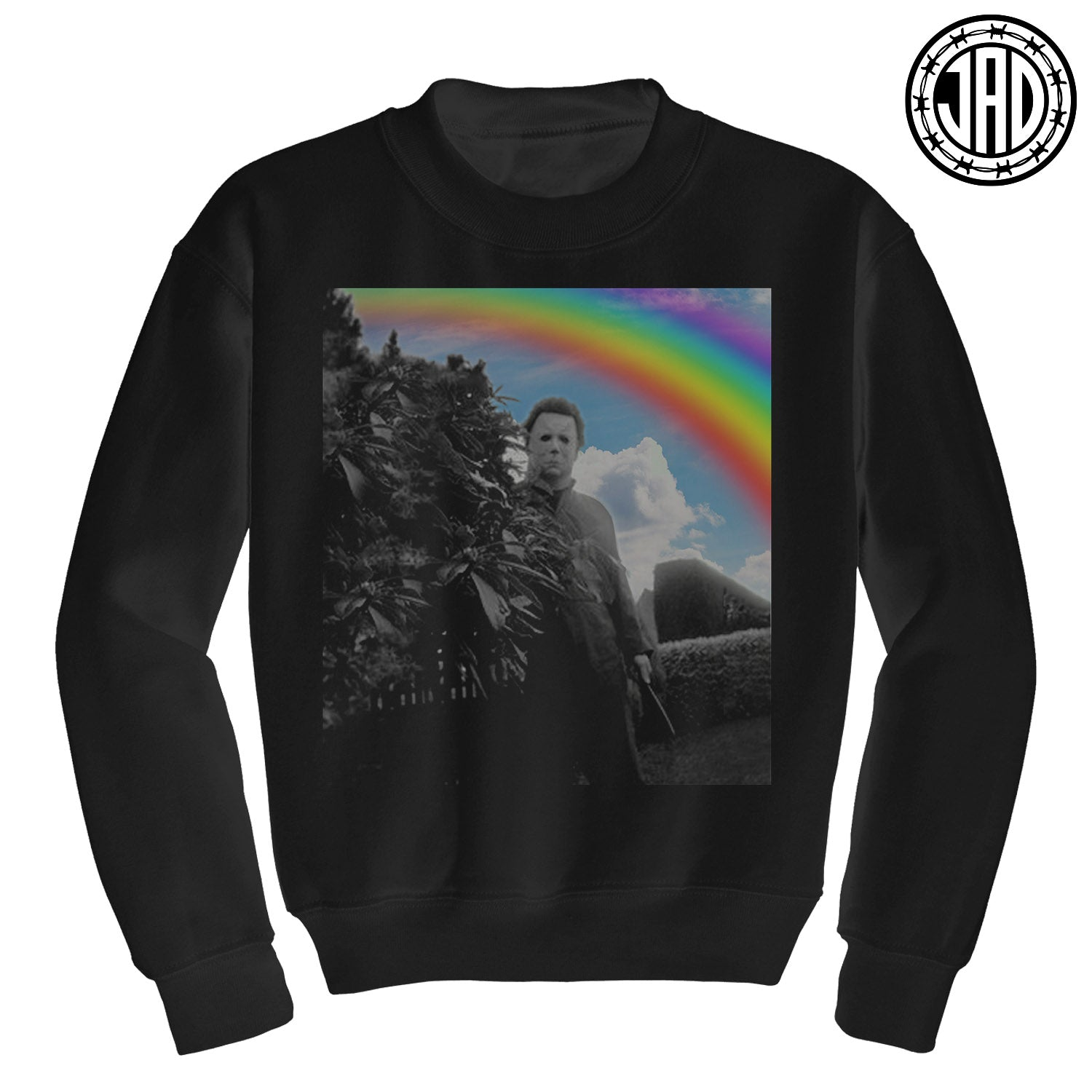 Murder Happy October - Mens (Unisex) Crewneck Sweater