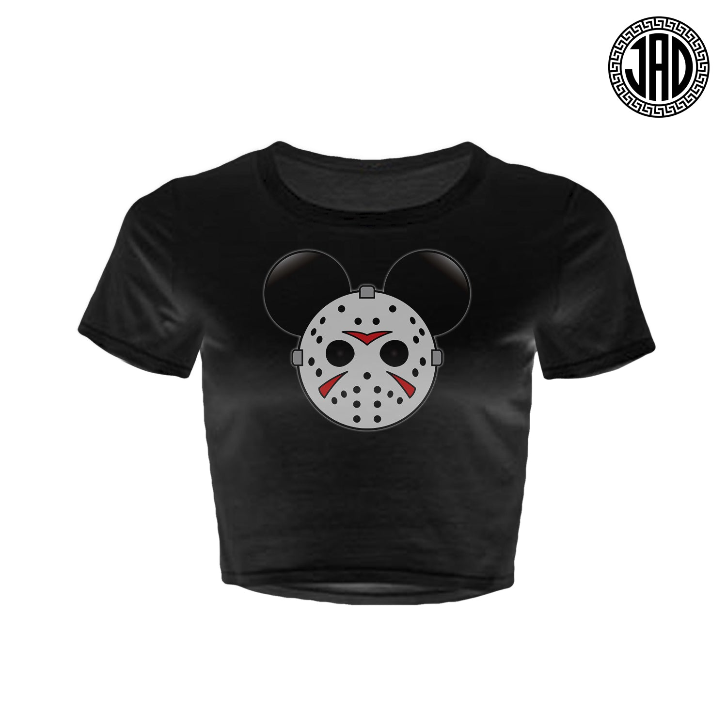 Mr. Murder Mouse - Women's Crop Top