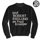 Nightmare Intro - Mens (Unisex) Crewneck Sweater