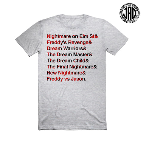 Nightmare Collection - Men's (Unisex) Tee