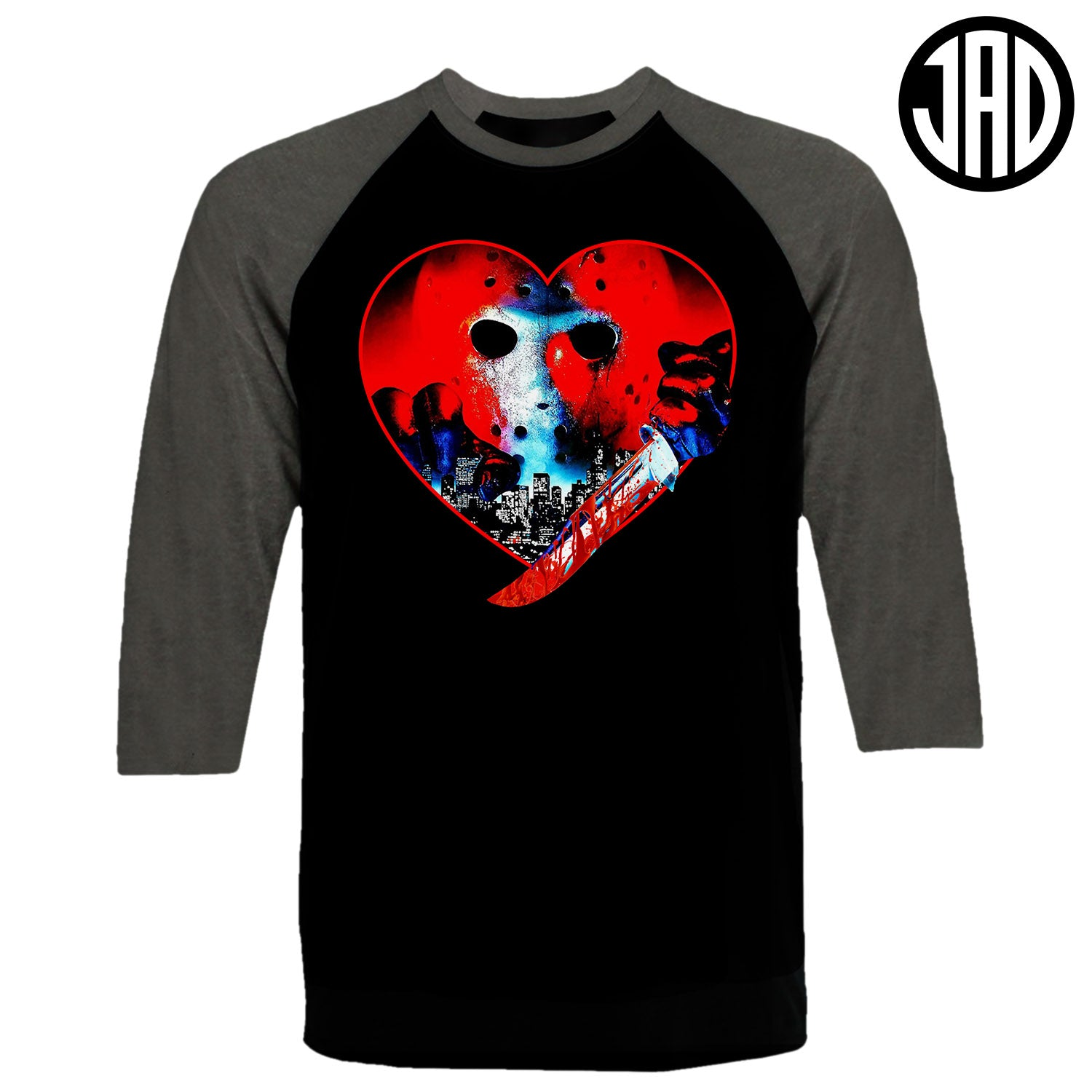 NY Love - Men's (Unisex) Baseball Tee