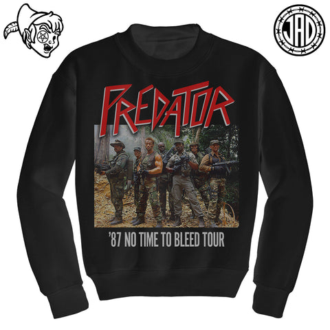 87 No Time To Bleed Tour - Mens (Unisex) Crewneck Sweater