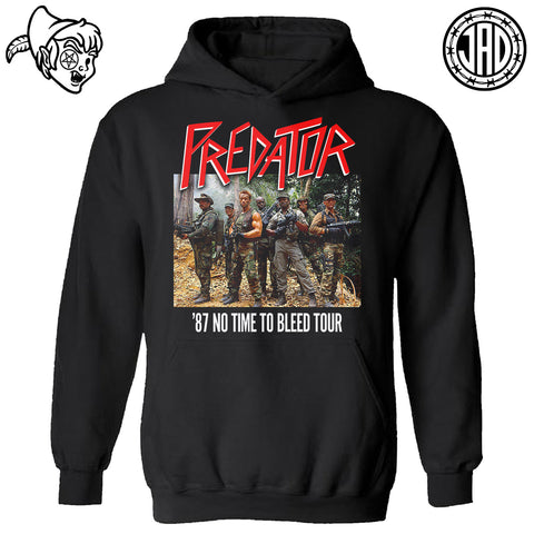 87 No Time To Bleed Tour - Mens (Unisex) Hoodie