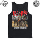 87 No Time To Bleed Tour - Men's (Unisex) Tank