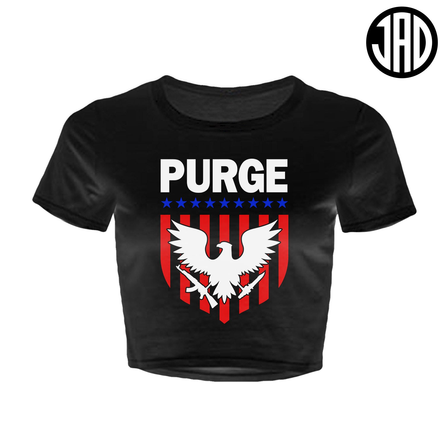 Purge Shield - Women's Crop Top