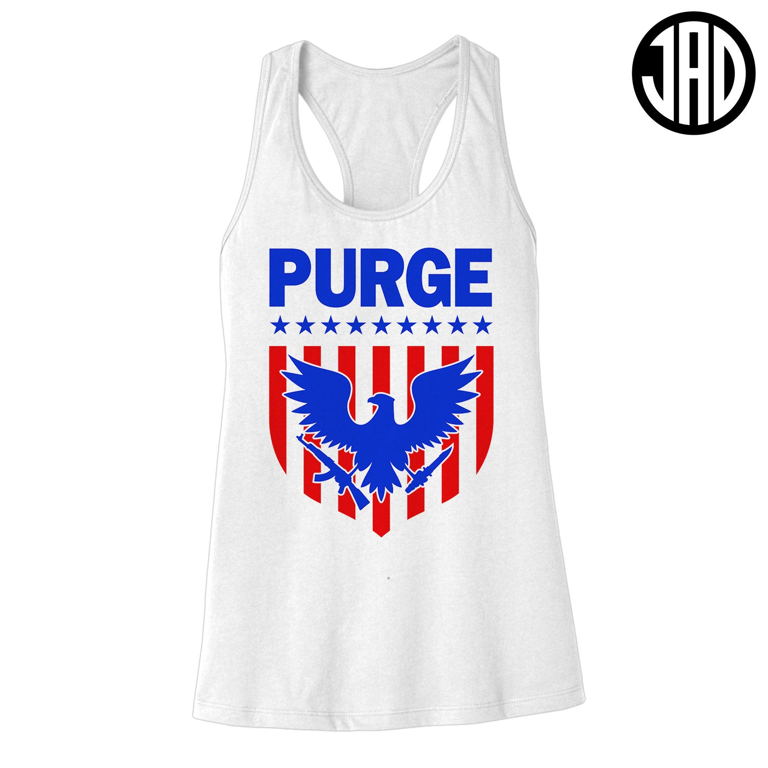 Purge Shield - Women's Racerback Tank