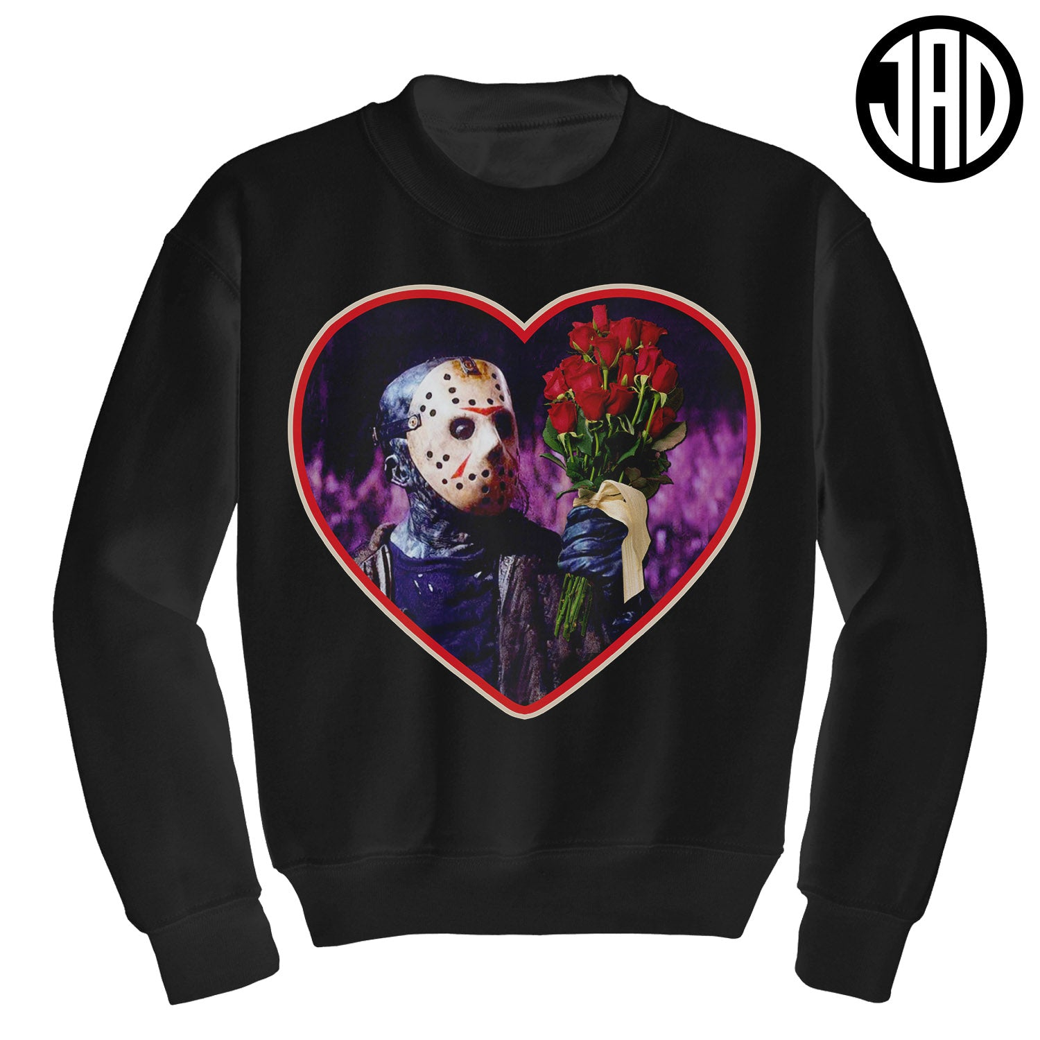 Roses are Red, You are Dead - Crewneck Sweater