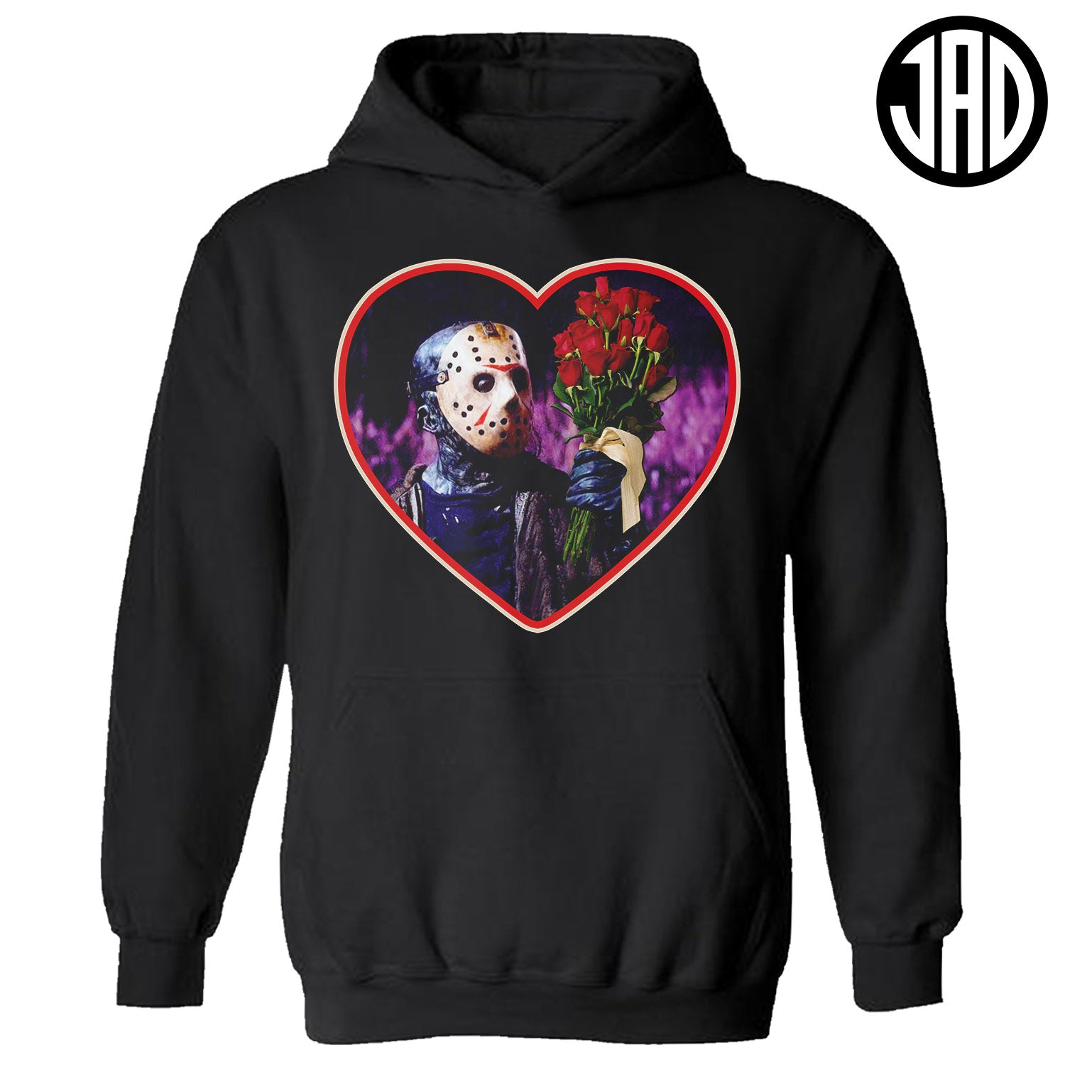 Roses are Red, You are Dead - Mens (Unisex) Hoodie