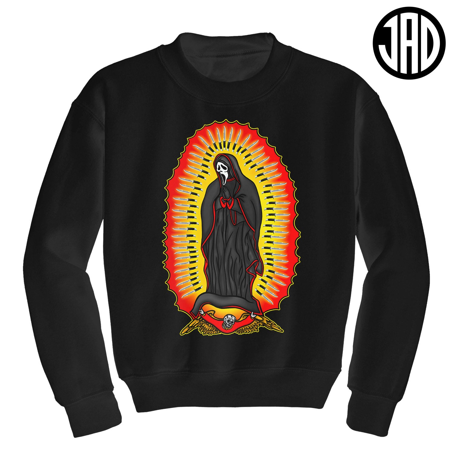 Saint Of Woodsboro 2 - Crewneck Sweater