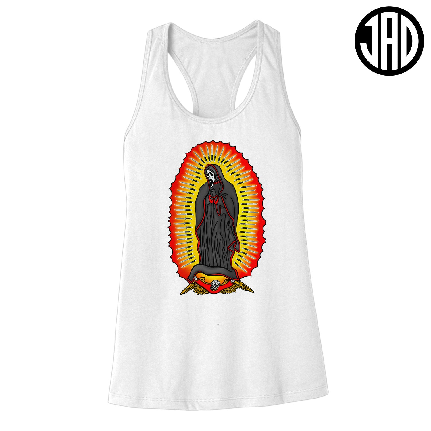 Saint Of Woodsboro 2 - Women's Racerback Tank