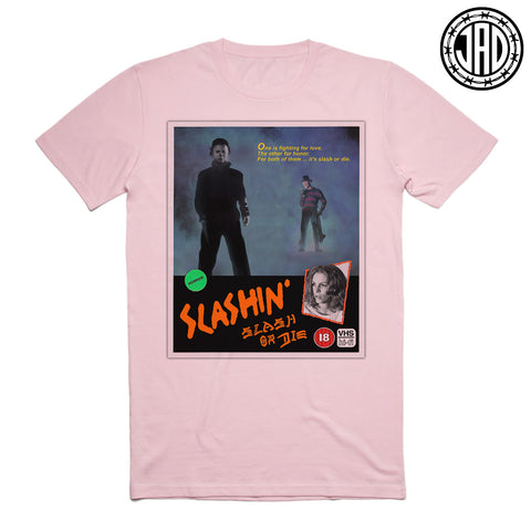 Slashin - Slash Or Die - Men's (Unisex) Tee