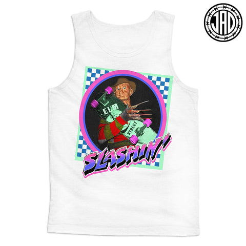 Slashin Fred - Men's (Unisex) Tank